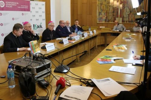 Najważniejszą sprawą Kościoła w Polsce...